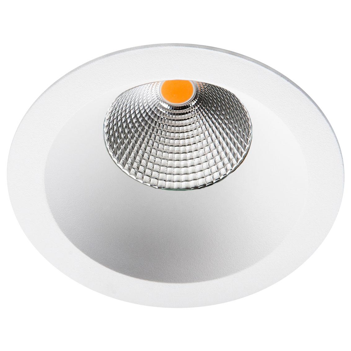 LED inbouwspot 3000K 9W wit mat Junistar soft SG 903311