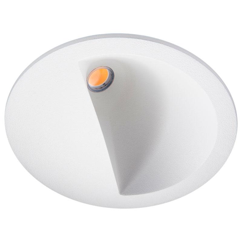 LED inbouwspot 650 lumen asymmetric 10W wit 3000K SG 903341