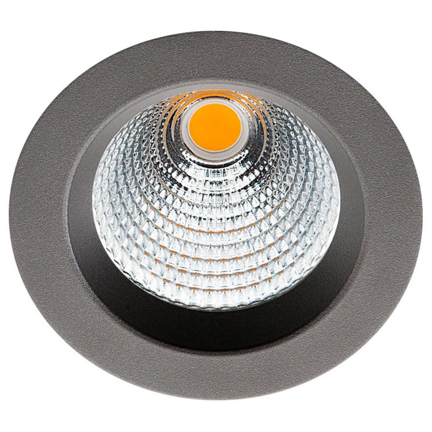LED inbouwspot jupiter pro outdoor 25W grafiet 3000K SG 940341