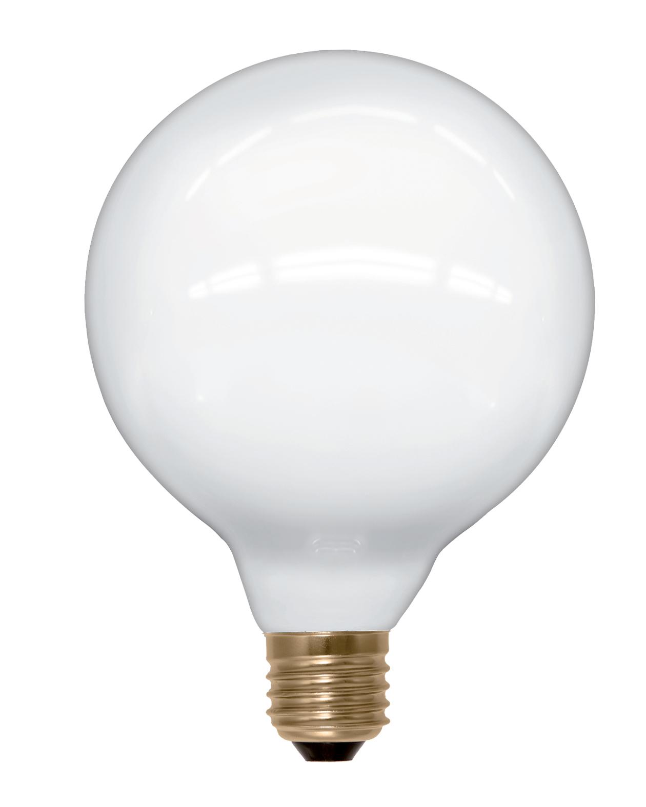 LED globe lamp 8W E27 filament Segula dimbaar 50284