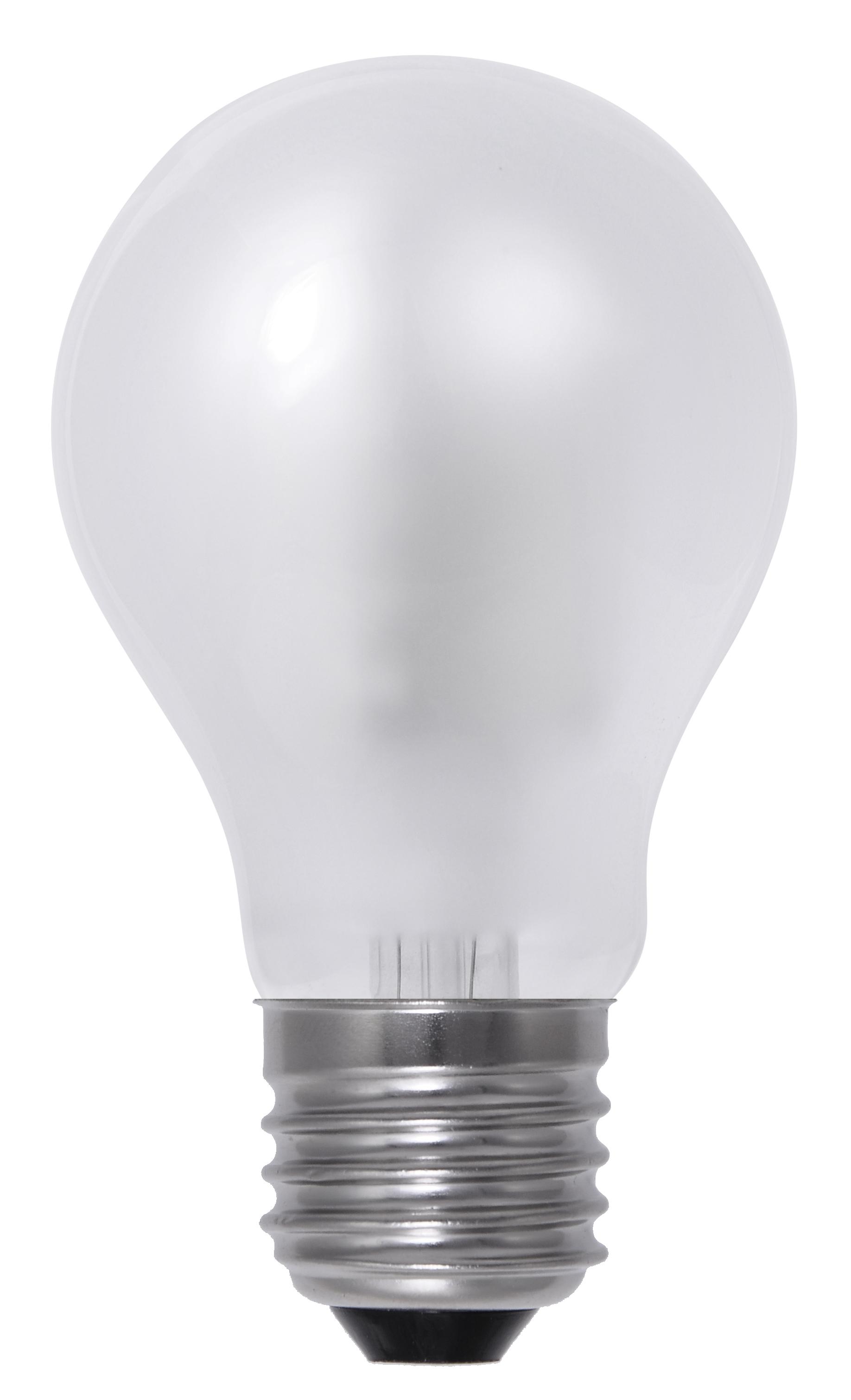 LED lamp 8W 2600K 720 lm mat E27 filament Segula dimbaar 50335
