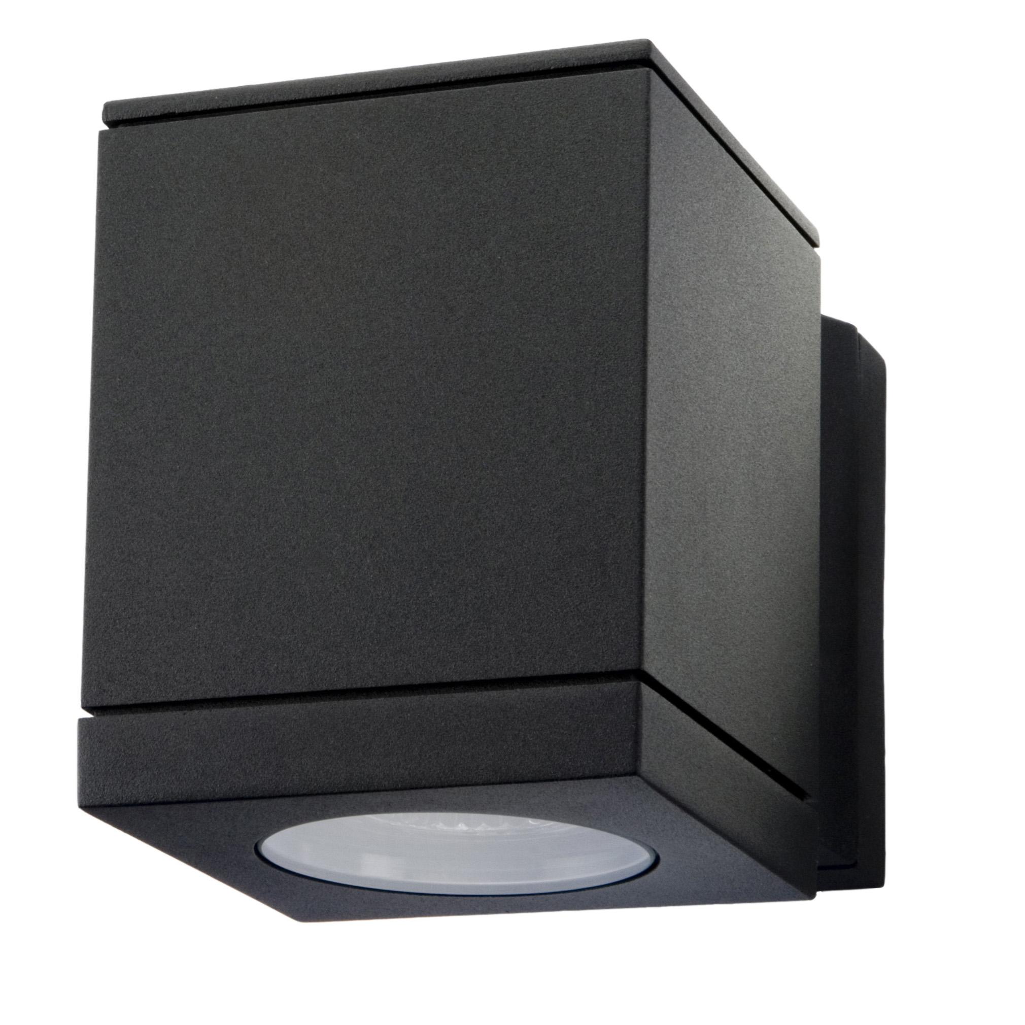 Wandlamp SG lighting LED Metro zwart