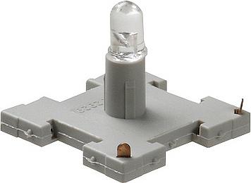 Gira LED verlichtingseenheid voor schakelaars geel 049707