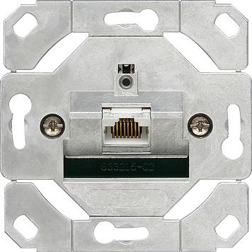 Computernetwerk aansluitdoos CAT5E enkel 245100