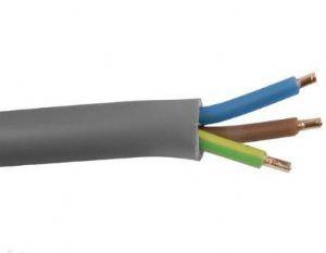 Xmvk kabel 3 x 25mm voor boven de grond 100 meter