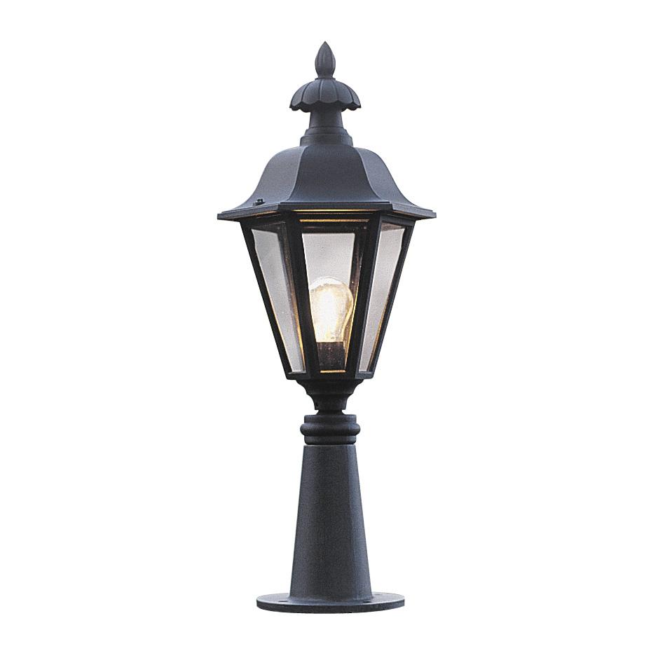 Staande lamp Virgo Junior zwart buitenlamp Konstmide 578 750+ 574 750