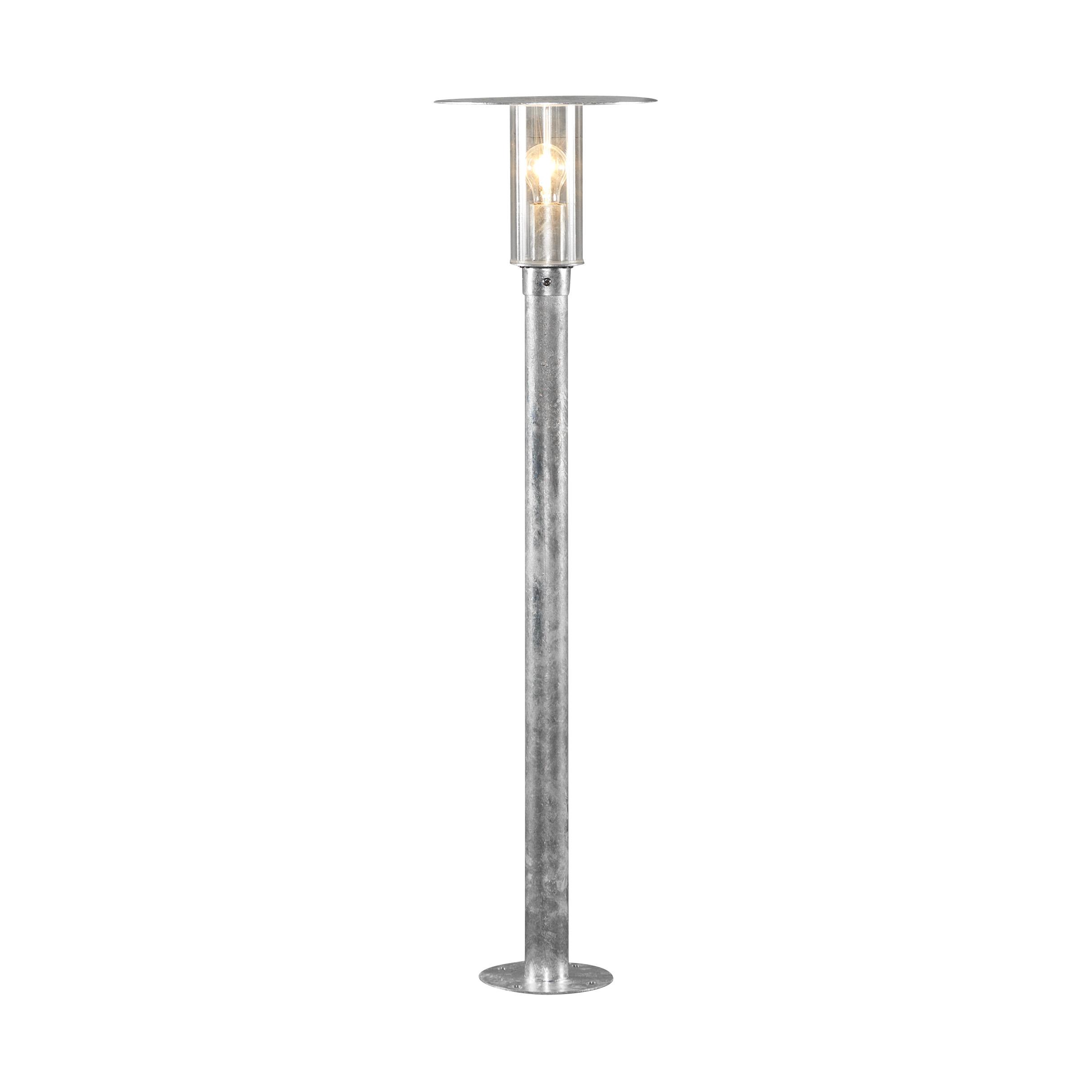 Staande buitenlamp Gloeilamp, Spaarlamp E27 60 W Konstsmide Mode 662-320 Staal
