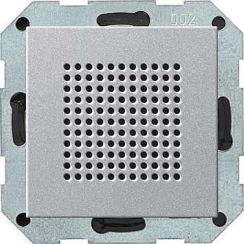 Gira luidspreker radio aluminium