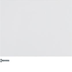 Berker Drukknop 1-voudig k1 pwit 85141179