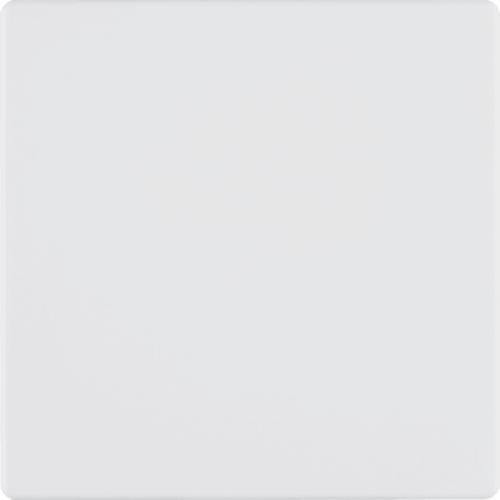 Berker Drukknop 1-voudig polarwit 85145129