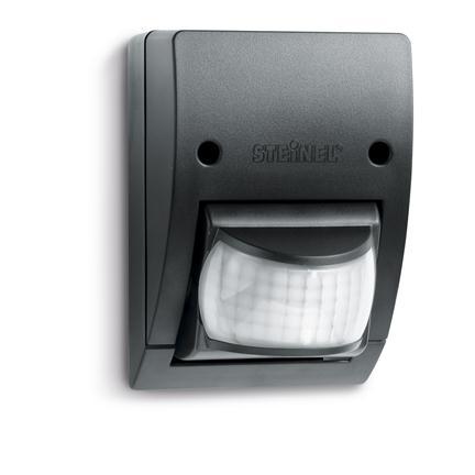 Steinel infrarood-bewegingsmelder zwart, IS2160 ECO, 605919