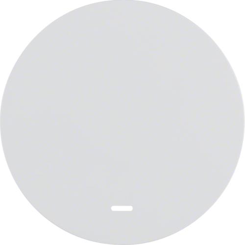 Berker wip met heldere lens R1-R3 wit 16212089