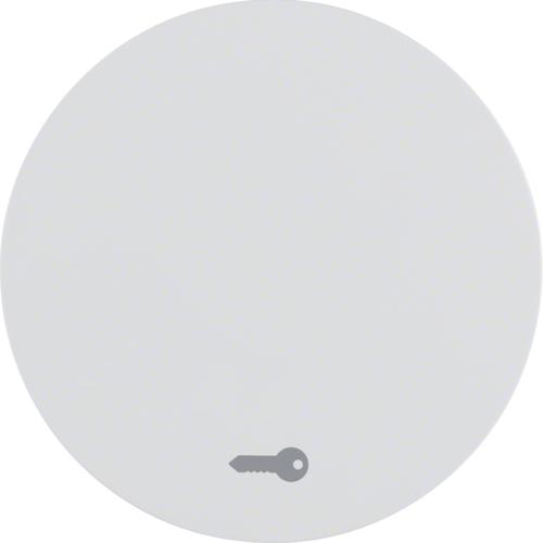 Berker wip sleutelsymbool R1-R3 wit 16202059