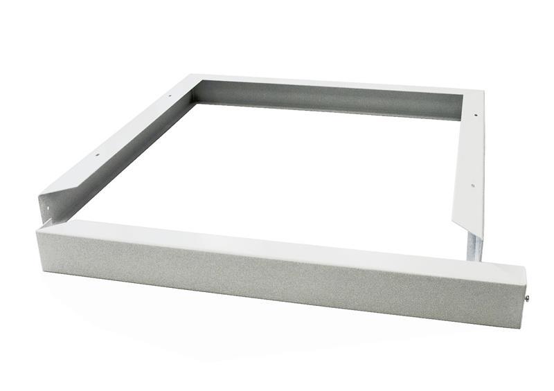 Opbouwrand LED paneel 60x60