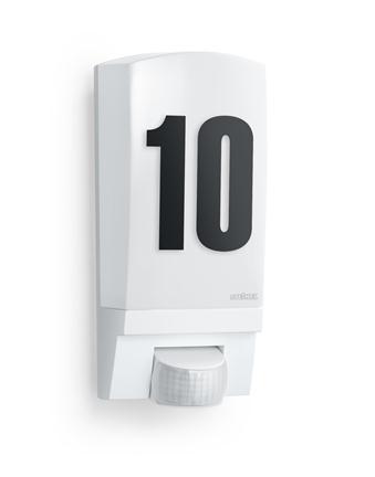 Steinel sensor buitenlamp L 1 wit 650513
