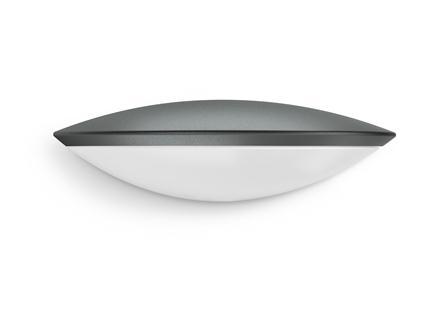 Steinel sensor buitenlamp antraciet L 825 LED IHF 007164