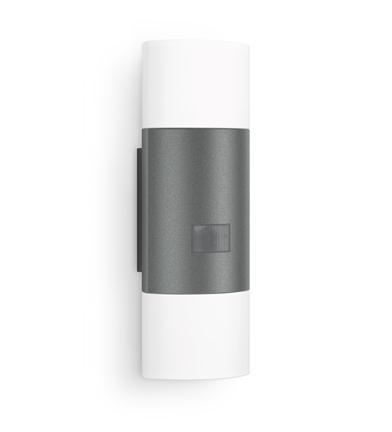 Steinel sensor buitenlamp antraciet L 910 LED 576202