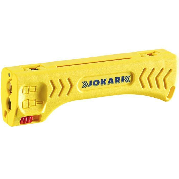 Jokari Top Coax 4.8-7.5mm ergonomisch design 30100