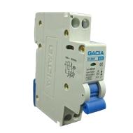 GACIA aardlekautomaat B25 1p+n 25A 30mA 4,5kA 18mm