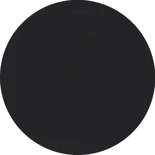 Berker dimknop draai R1-R3 zwart 11372045