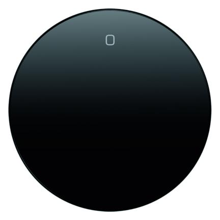 Berker wip met opdruk 0 R1-R3 zwart 16222045
