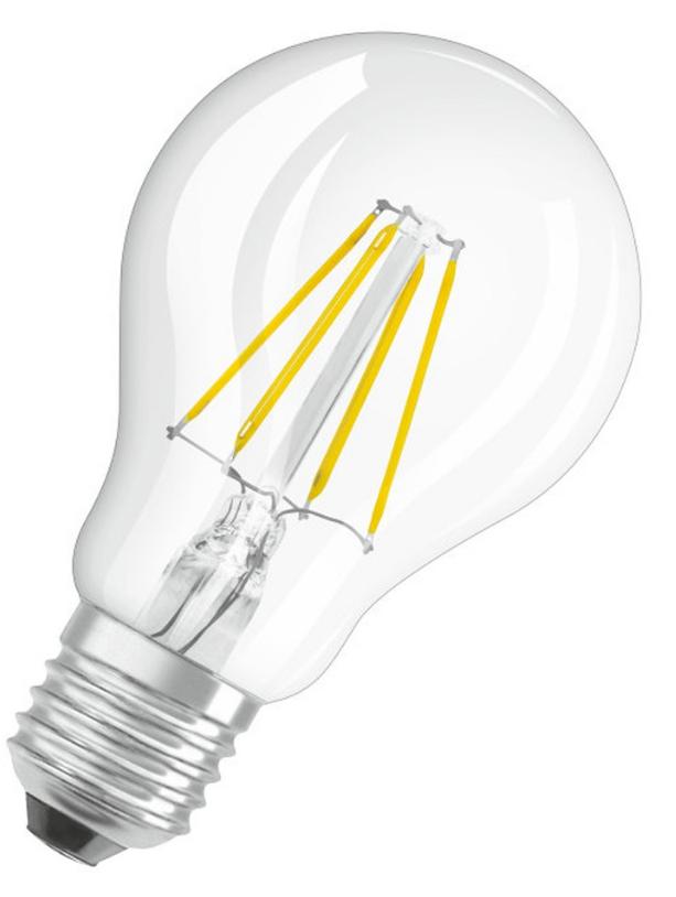 led lamp filament 1055 lumen e27 fitting 8w ledvance osram. Black Bedroom Furniture Sets. Home Design Ideas