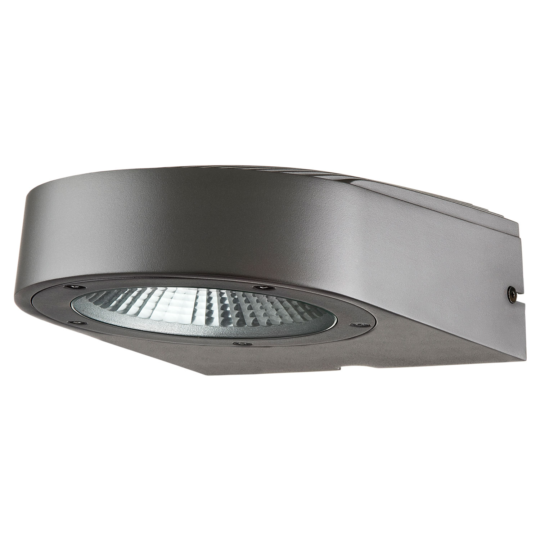 SG LED Aero 19W 3000K grafiet IP65 623223 wandverlichting schermschakelaar