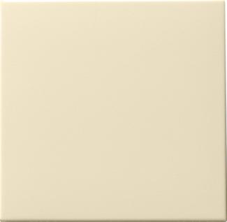 Gira drukknop voor drukvlakschakelaar wissel enkelpolig creme glanzend 091601