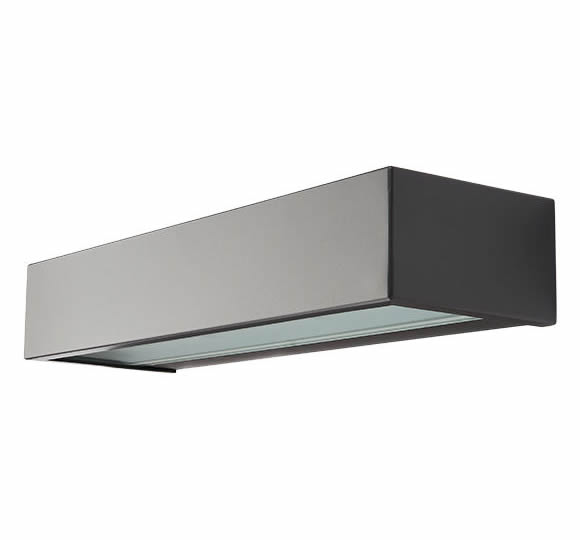 SG Edge Direct LED grafiet 10W 3000K dimbaar IP65 IK06 623361
