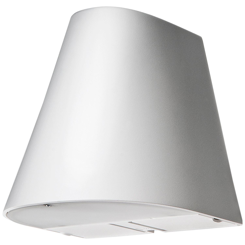 SG Spike LED uplight wit 18W 3000K 230V 2 stopcontacten 611914