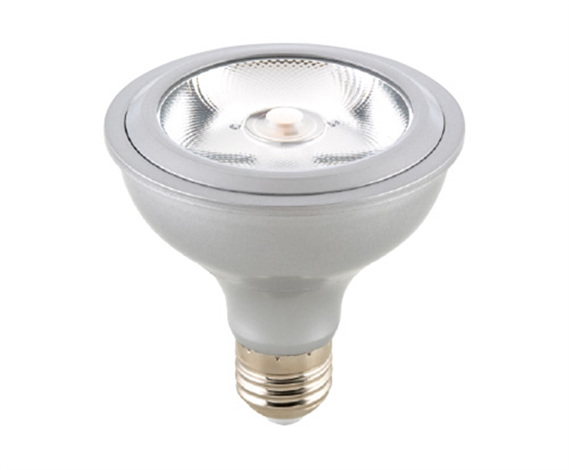 LED lamp E27 PAR30 14 Watt 900 Lumen 3000K 24° dimbaar 627035
