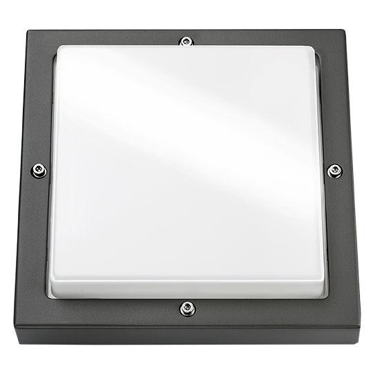 SG Basso LED 19W 3000K grafiet IP65 IK10 sensor 633194