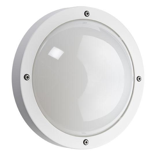 SG Primo LED wandarmatuur 12W 4000K IP65 IK10 mat wit 641572