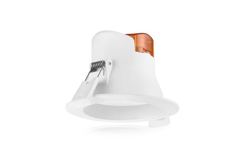 LED downlight ECO 7W 520 lumen 3000K dimbaar Ø92mm Tronix 136 140
