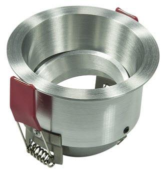 LED inbouwspot kantelbaar 50mm aluminium verzonken 148 574