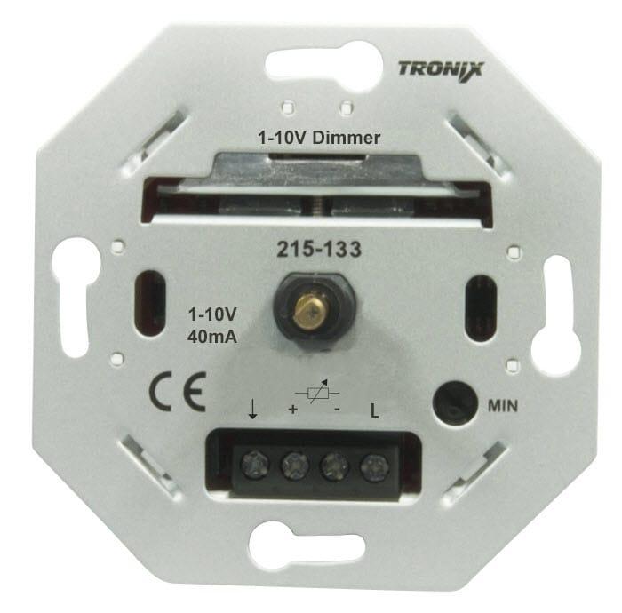 Tronix LED dimmer universeel 1-10V 215-133