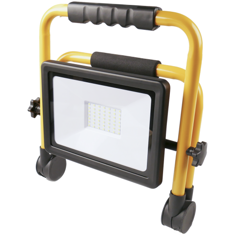 LED Werklamp inklapbaar met snoer 50W