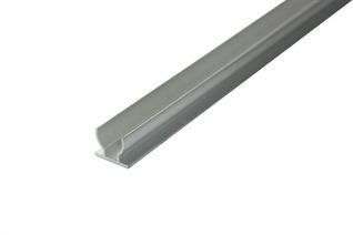 Aluminium goot voor 13 mm lichtslang (2 meter)