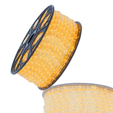LED slang geel 36 LED's 230V 50 meter dimbaarTronix 055 005