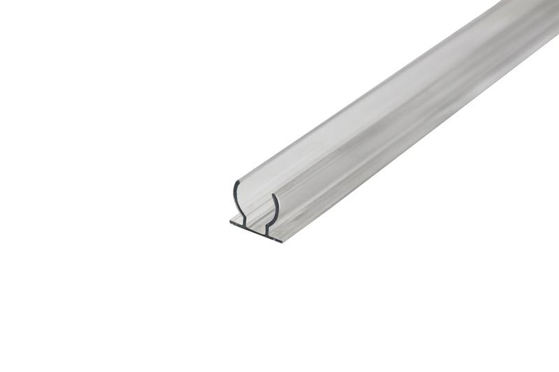 PVC PET goot voor 13mm LED slang (2 meter)
