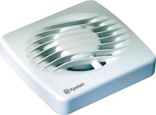 Badkamer Ventilator Test : Xpelair dx100vt met nalooptimer badkamer toiletventilator instelbaar