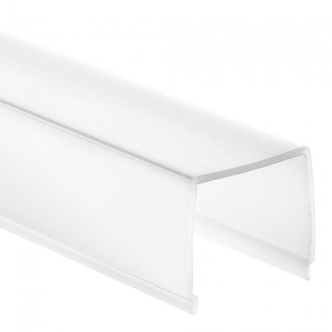 Afdekking C12 opaal 200cm voor aluminium LED Galaxy Profile
