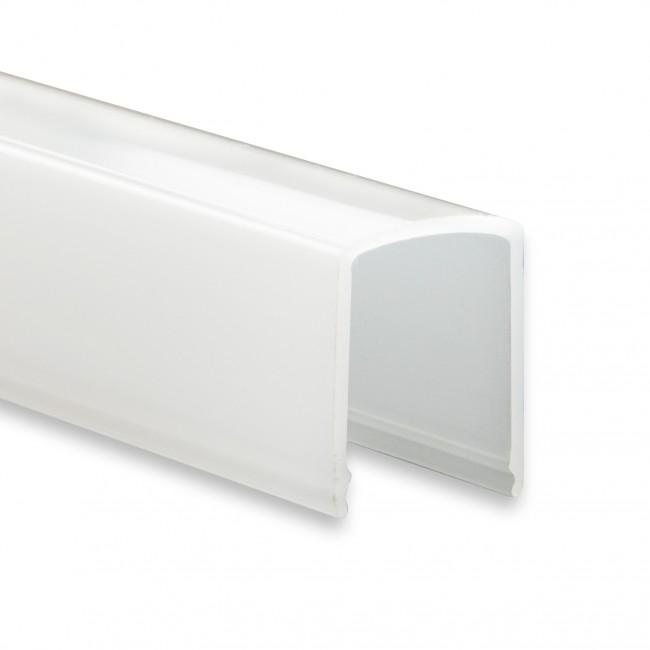 Afdekking C4 opaal 200cm voor aluminium LED profiel Galaxy