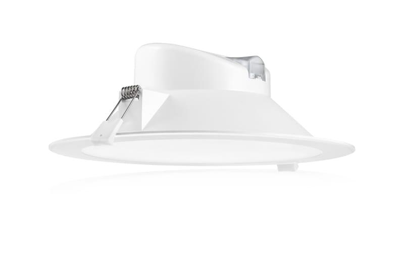 LED downlight ECO 17W 1450 1530 lumen 3000K 4000K 6000K dimbaar Ø174mm Tronix 13