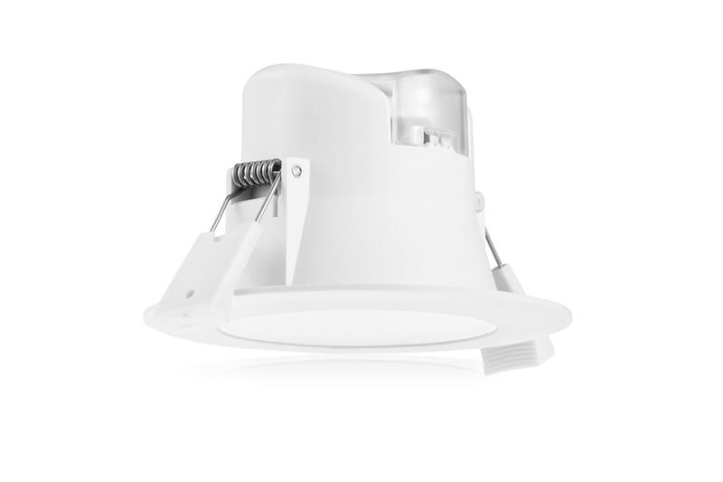 LED downlight ECO 7W 560 590 lumen 3000K 4000K 6000K dimbaar Ø95mm Tronix 136 16