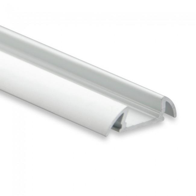 LED profiel halfrond PO17 aluminium 26mm breed 8103082 Galaxy