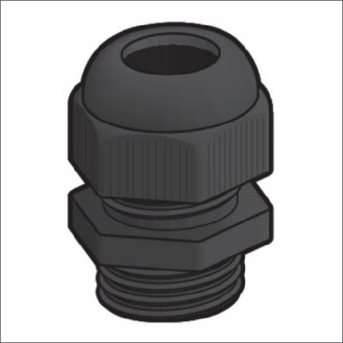 Niko New Hydro wartel M20 zwart IP55 1,5mm