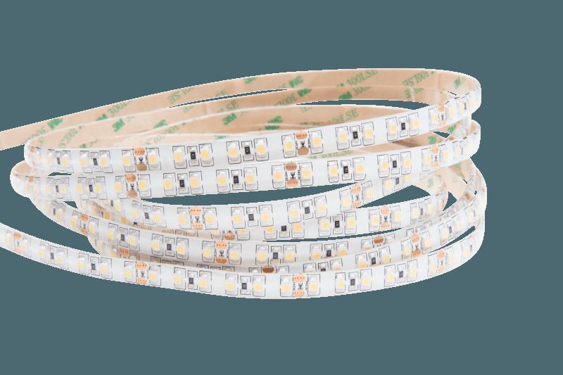LED strip 4000K 5 meter natuurlijk wit 120 led pm 3528 9,6W 127-057