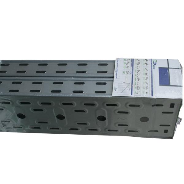 Kabelgoot metaal 150mm sendzimir verzinkt per meter