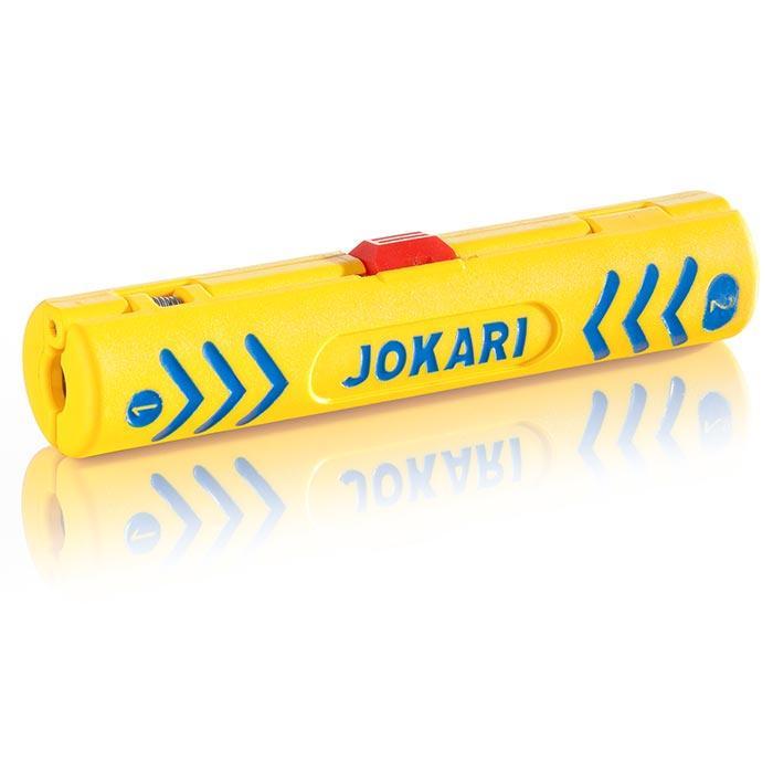 Jokari Coaxiale stripper Secura Coaxi Nr. 1 Secura Coaxi no.1 Stripgereedschap 4,8 tot 7,5 mm Ø